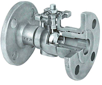 1-Piece Process Ball Valves