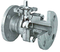 2-Piece Process Ball Valves